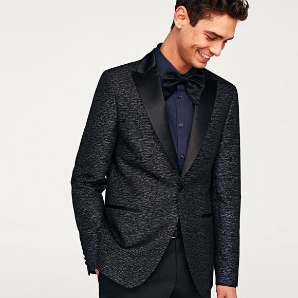 a3904745 Zara Suits & Blazers | Shimmery Blazer Size Us 40 Newwithouttags ...
